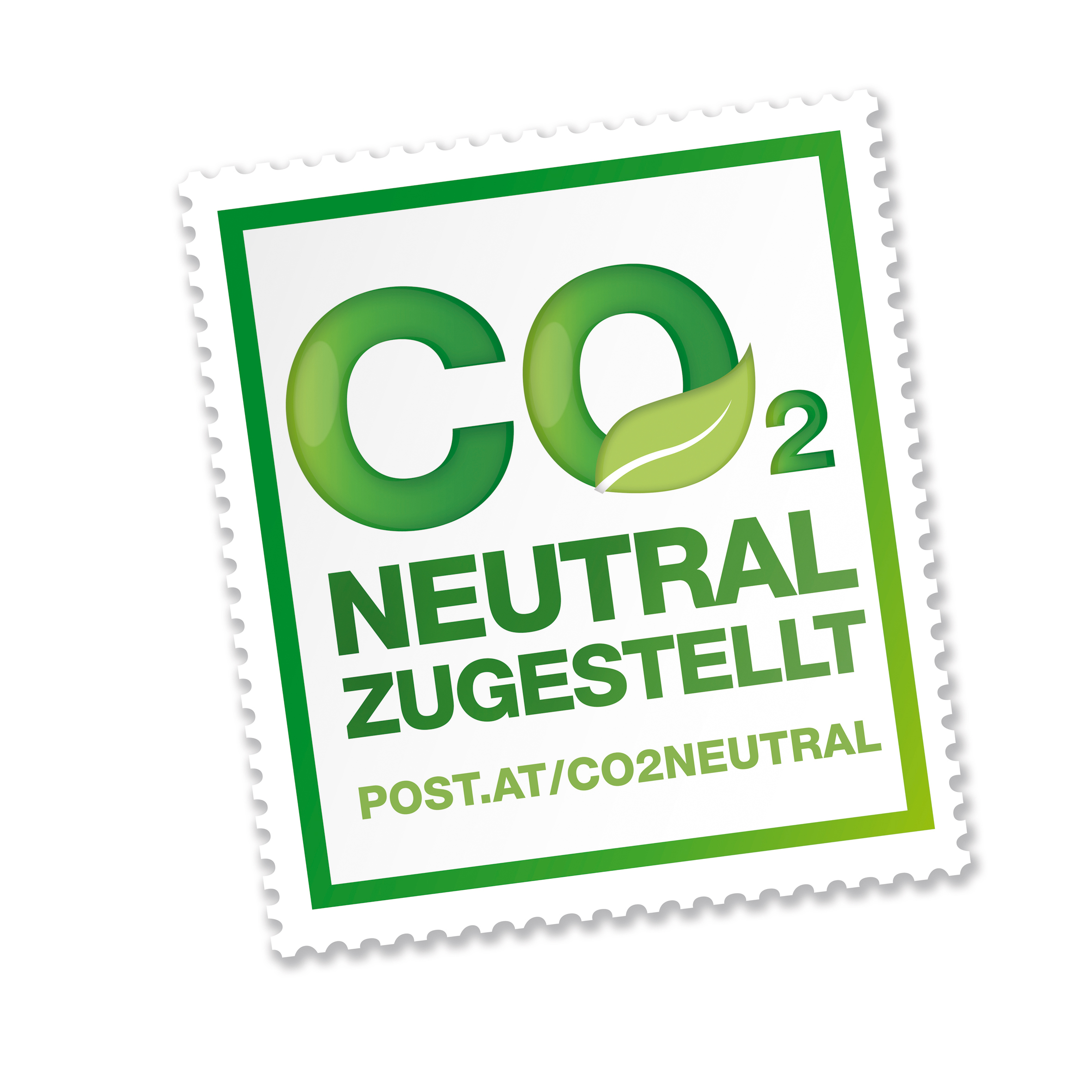 CO2 neutral mit der österreichischen Post